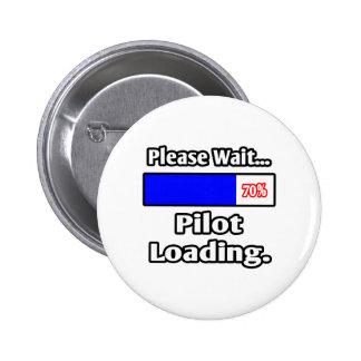 Please Wait...Pilot Loading 6 Cm Round Badge
