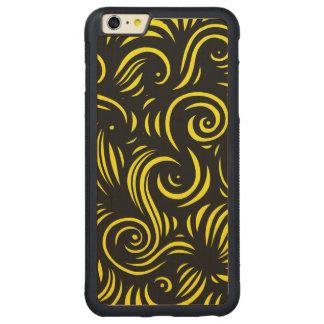 Pleasurable Yummy Familiar Versatile Carved® Maple iPhone 6 Plus Bumper Case