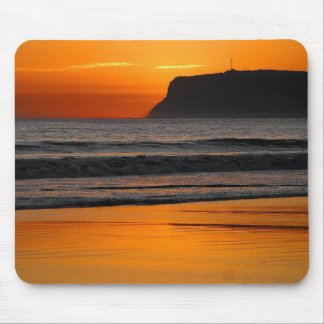 Point Loma Sunset Mouse Pad