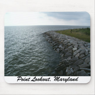 Point Lookout, Maryland Mouse Pad