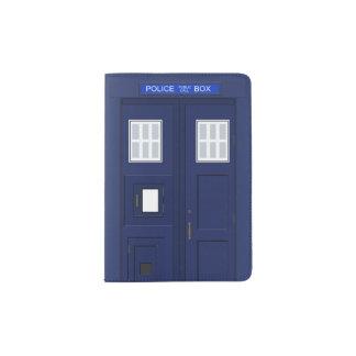 Police Phone Call Box British Vintage