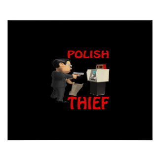Polish Thief Poster