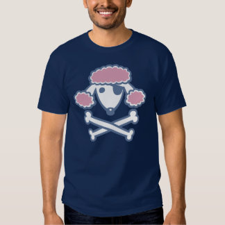 Poodle Pirate Shirts