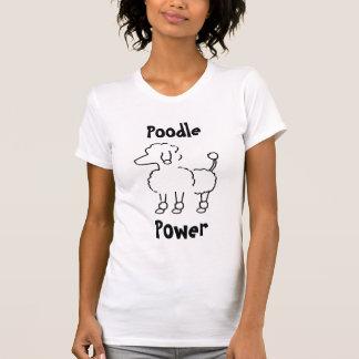 Poodle Power! T Shirts