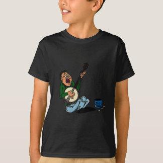 Poor Banjo Picker Tshirts