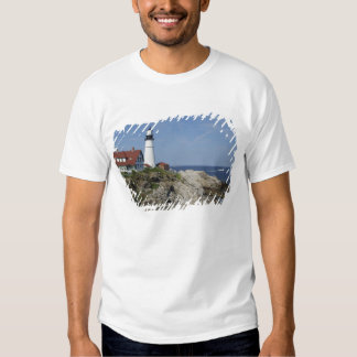 Portland Head Light, Cape Elizabeth,Maine, Tshirts