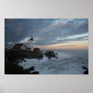 Portland Head Lighthouse, poster