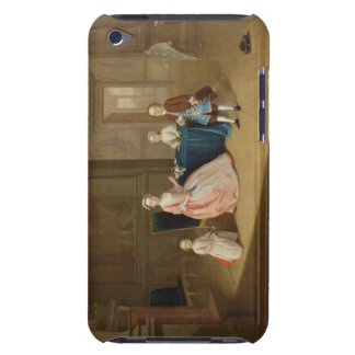 Portrait of a Group of Children, c.1743 (oil on ca iPod Case-Mate Cases