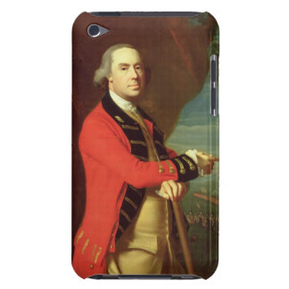Portrait of General Thomas Gage, c.1768 (oil on ca iPod Case-Mate Cases