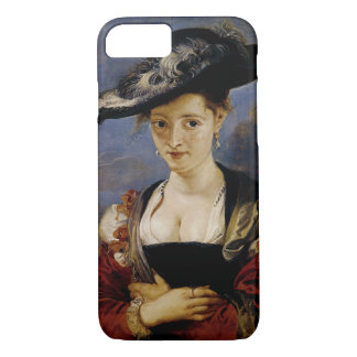 Portrait of Suzanne Fourment iPhone 7 Case