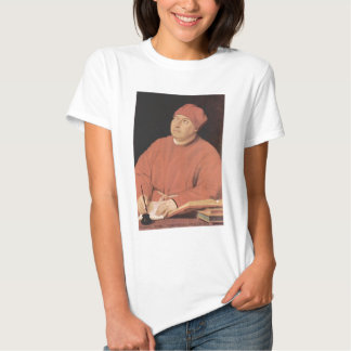 Portrait of Tommaso 'Fedra' Inghirami by Raphael Tee Shirts