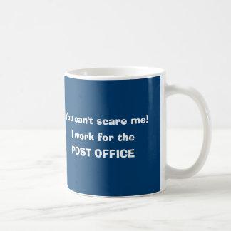 Postal Worker Mailman Mail Carrier Basic White Mug