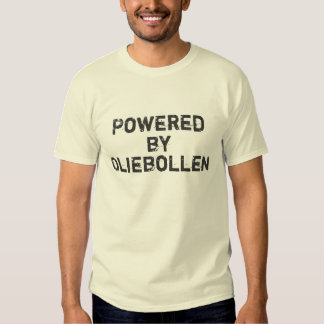 Powered by oliebollen shirts