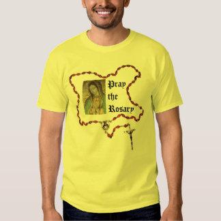 Pray the Rosary T Shirt