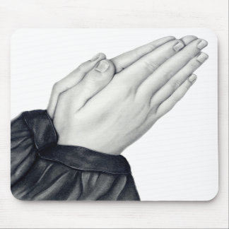 Praying Hands Mousepad