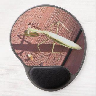 Praying Mantis Gel Mouse Pad