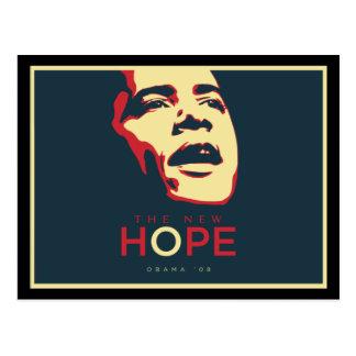 President Obama Hope Postcard - Customized