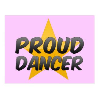 Proud Dancer Postcard