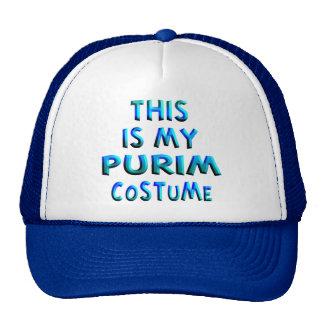 Purim Costume Cap