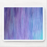 Purple and Turquoise Fusion Mouse Pad