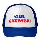 QUE CHIMBA CAP