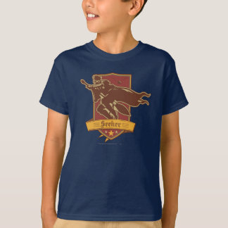 Quidditch Seeker Dadge Tees