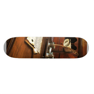 Quill, Papers and Pipe Skateboard Decks