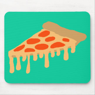 Radical Pizza Slice Mouse Pad