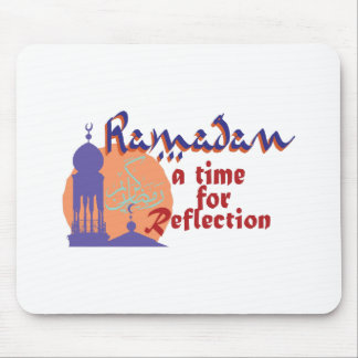 Ramadan Time For Reflection Mouse Pad