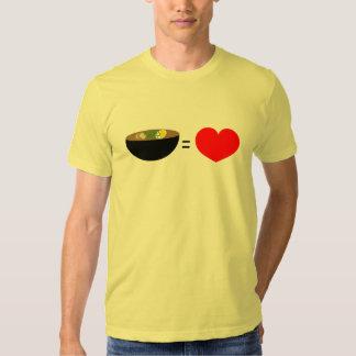 ramen is love tshirt