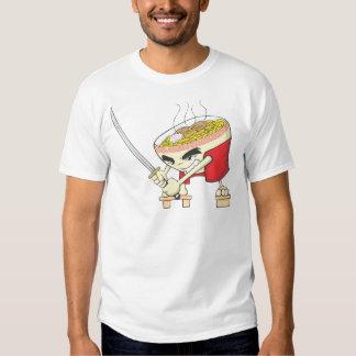 Ramen Shirt | Cute Ramen Bowl with Sword Shirt