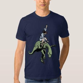 Raptor Rodeo Jesus T Shirts