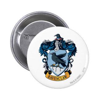 Ravenclaw Crest 6 Cm Round Badge