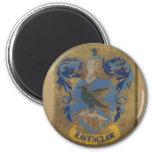 Ravenclaw Crest HPE6 6 Cm Round Magnet