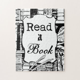 Read A Book Puzzle