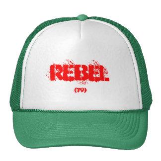 REBEL, (79) CAP