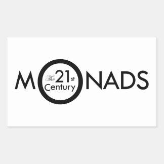 Rectangular Monads Sticker