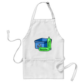 Recycle Reuse Standard Apron