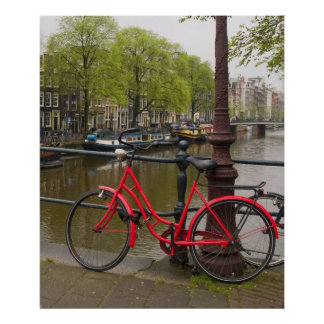 Red Bike 2 Poster