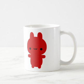 Red Chubby Bunny Mug [CUSTOMIZE IT YOUR WAY!]