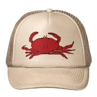 Red Crab Cap