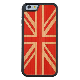 Red English Flag Cherry iPhone 6 Bumper Case