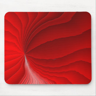 Red Mouse Pad