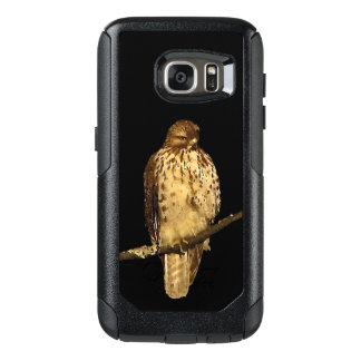 Red Tailed Hawk Bird OtterBox Galaxy S7 Case