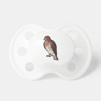 Red-Tailed Hawk Pacifier