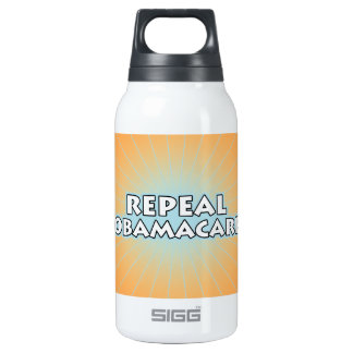 Repeal Obamacare 0.3 Litre Insulated SIGG Thermos Water Bottle