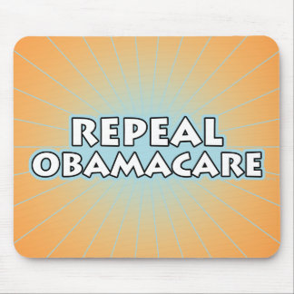 Repeal Obamacare Mouse Pad