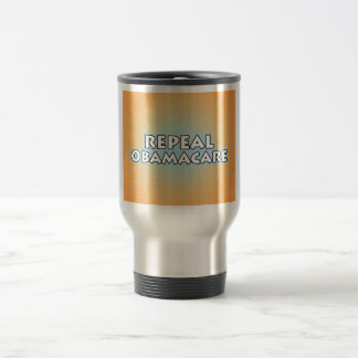 Repeal Obamacare Stainless Steel Travel Mug