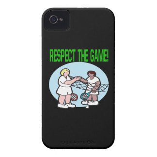 Respect The Game iPhone 4 Cover