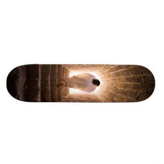 Resurrection of Jesus Christ 18.1 Cm Old School Skateboard Deck